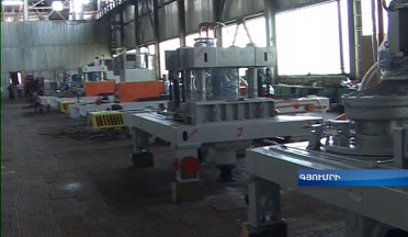"The Czech side wants to cooperate with the Gyumri ""Stone-Cutting Machine"" company"