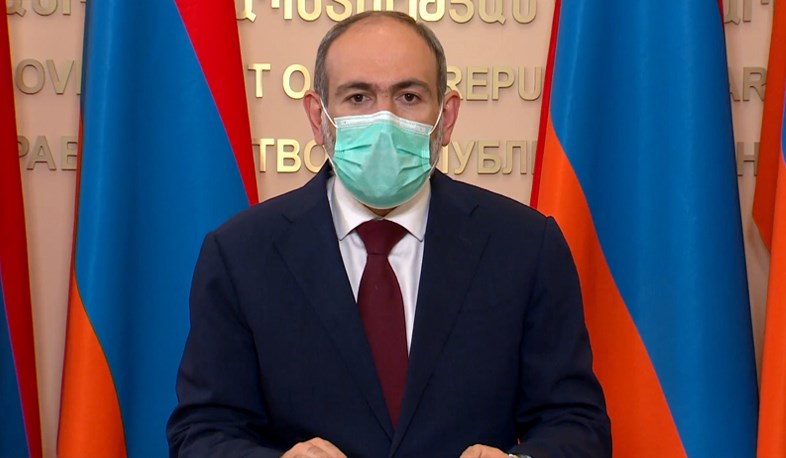 The biggest source of infection is Yerevan, potential sources are everywhere. PM