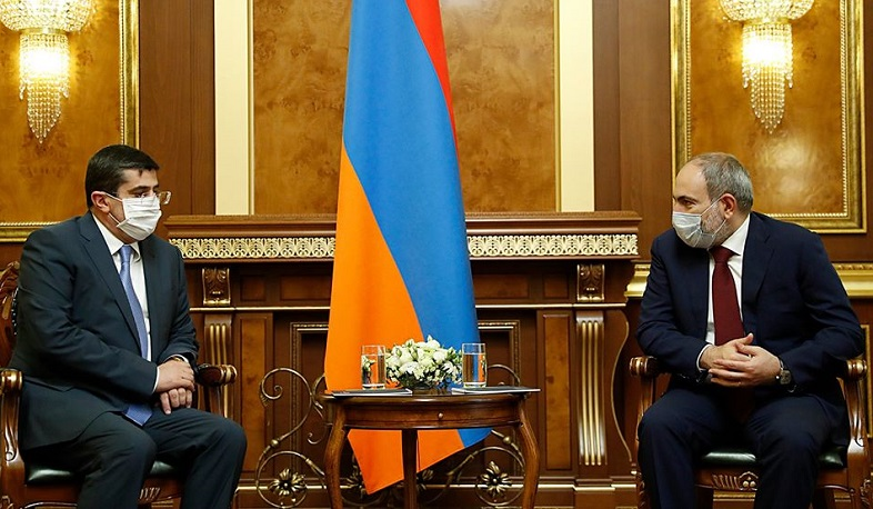 The President of Artsakh congratulated Nikol Pashinyan on his birthday