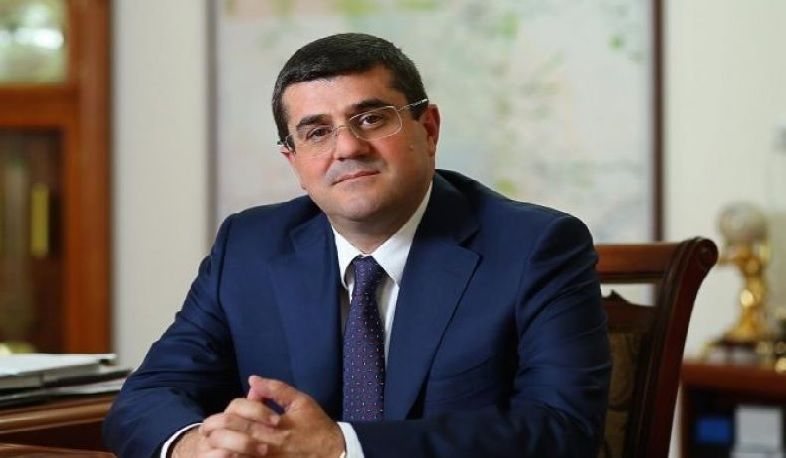 The result of coronavirus test of the Artsakh President is negative