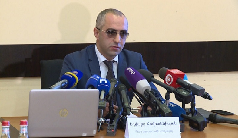 Edward Hovhannisyan has been appointed chairman of the State Revenue Committee