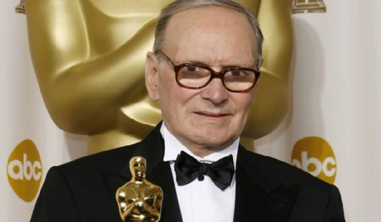 Ennio Morricone passed away