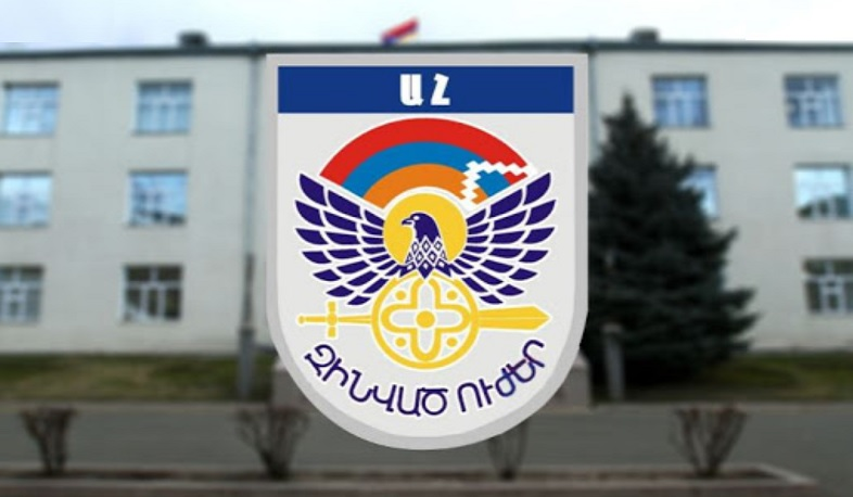 The Azerbaijani media spread another misinformation. Artsakh Ministry of Defense