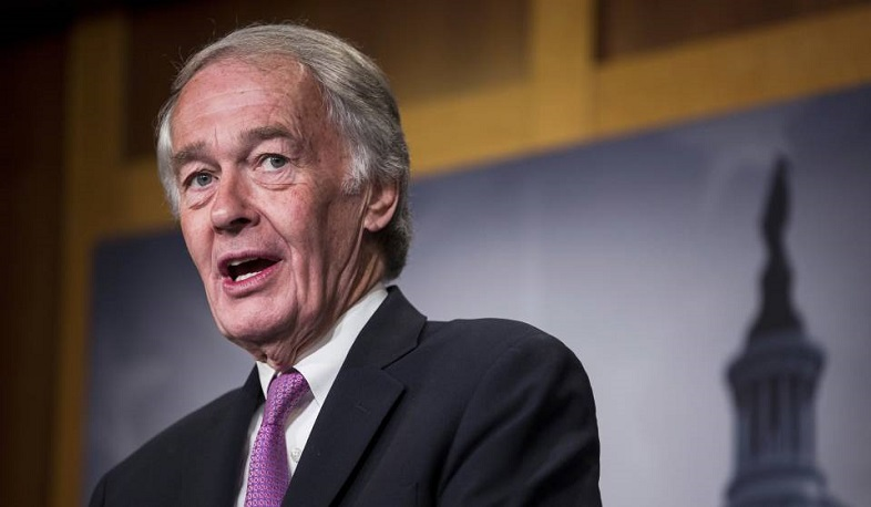Azerbaijan and Turkey must respect the Armenian-Azerbaijani border. Edward Markey