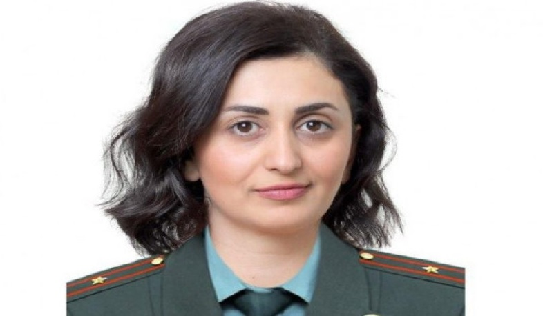 A fake page appeared on Twitter with the name of the Defense Ministry spokeswoman