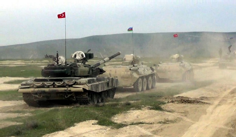 Turkey and Azerbaijan starting joint military exercises