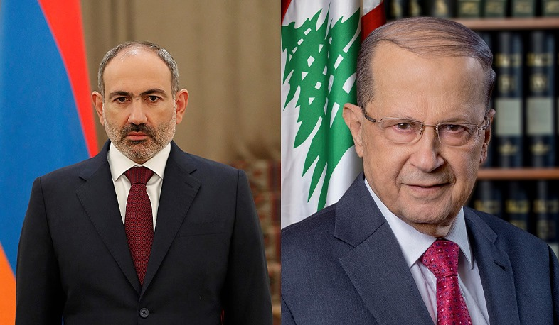 Armenia offered its assistance to Lebanon. Prime Minister