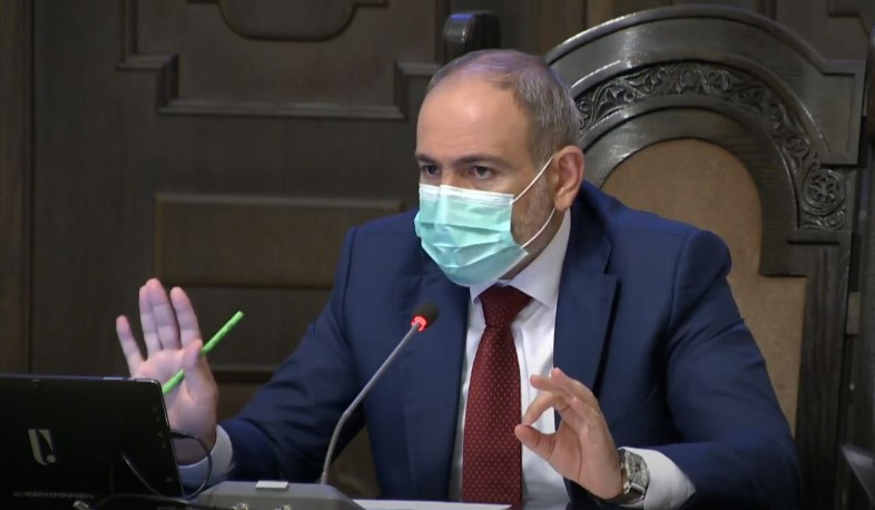 We got a chance to radically solve this problem. Pashinyan