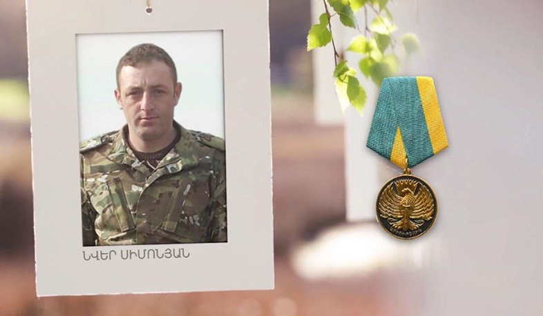 Today is the birthday of the immortal hero of the April War Nver Simonyan
