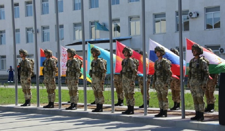 Armenia will take part in CSTO military exercises in Belarus