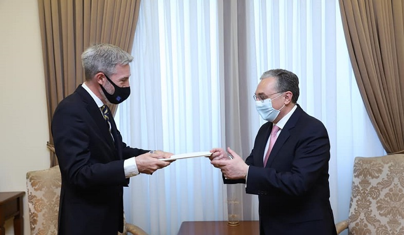 The Foreign Minister received the Ambassador of Sweden