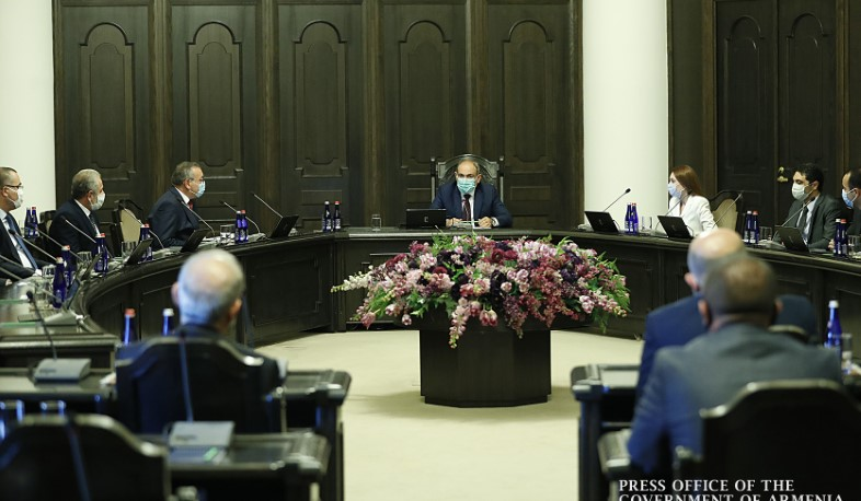 The July events showed that one should not speak to Armenia in the language of force and threat. The PM received the delegation of the Artsak Parliament