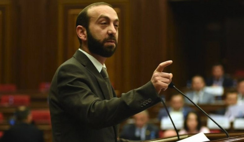 The RA Parliament applied to the CSTO PA Secretariat to deprive Afghanistan of observer status. Mirzoyan