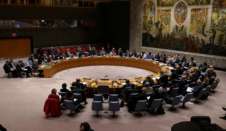 UN Security Council to hold closed-door consultations on Nagorno-Karabakh today