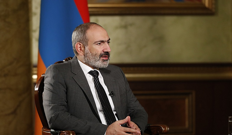 The right of the Artsakh people to self-determination is of strategic significance for us. PM to TASS