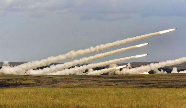 In the northern wing the enemy uses aircraft and artillery. Defense Ministry spokesperson