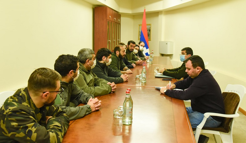 The heaviest battles are taking place in the territories of Ishkhanadzor, Kovsakan and Mijnavan. Artsakh President