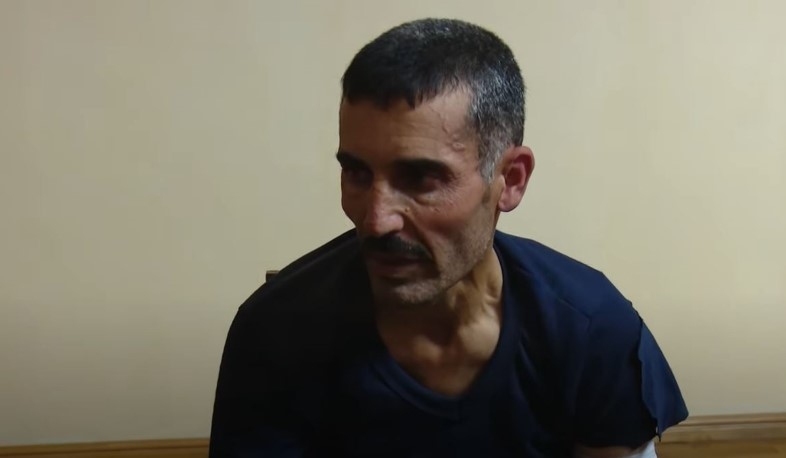 The Artsakh Defense Army presented the interrogation of the captured Islamist terrorist