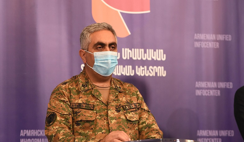 Let the Azeris think about how they will live in Artsakh with grandchildren after they killed grandfather. Hovhannisyan