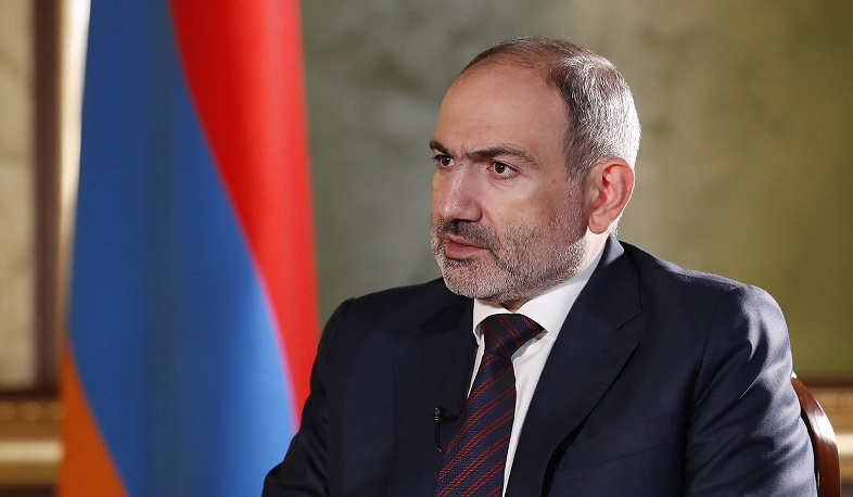 Karabakh under the control of Azerbaijan means Karabakh without Armenians, which is genocide. Prime Minister