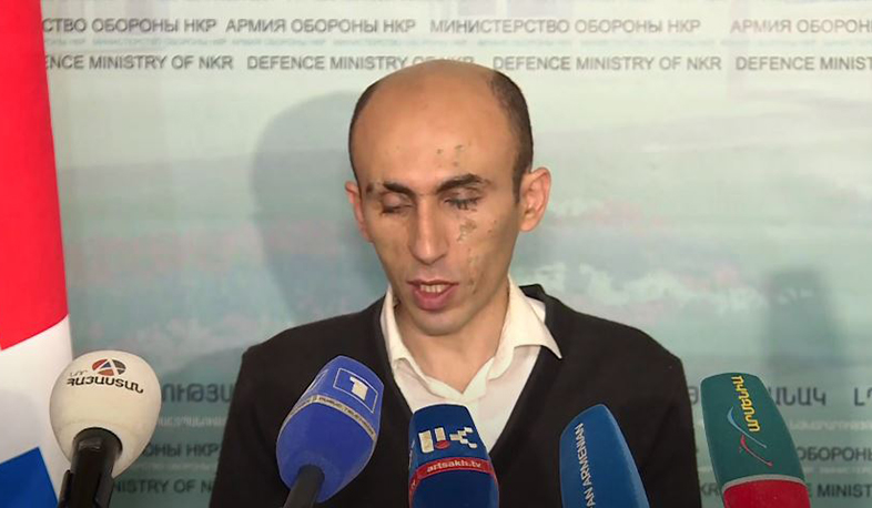 The Briefing of Artsakh Ombudsman Artak Beglaryan | LIVE