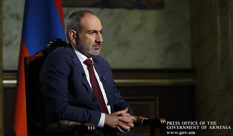 """Artsakh is Artsakh with the people living there"" - Prime Minister's interview to the Public TV"