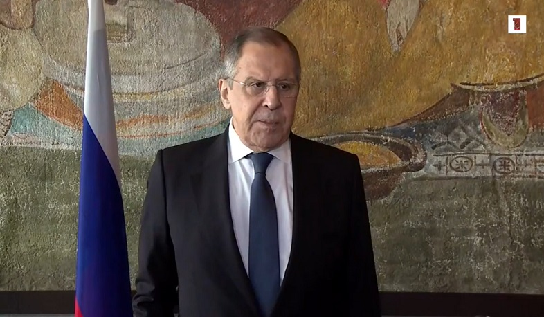 Everyone recognized this statement as a way without an alternative. Sergey Lavrov