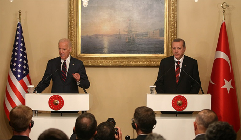 Past friction between Biden and Erdogan foreshadows future tensions. Axios