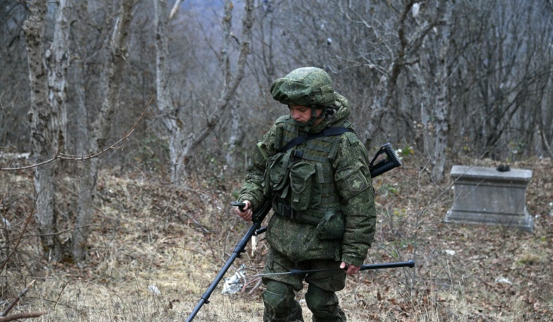 Russian military defused 104 explosives in one day