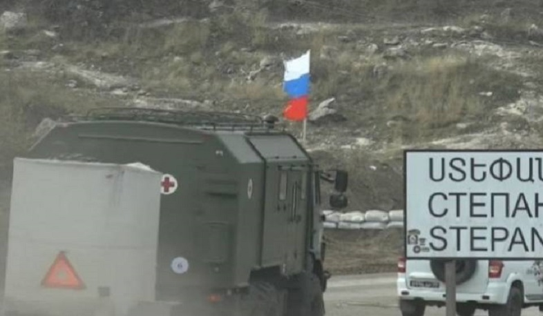 A group of 60 Russian doctors arrived in Stepanakert