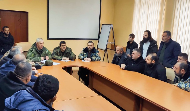 President of Artsakh met with the relatives of the missing and captured servicemen