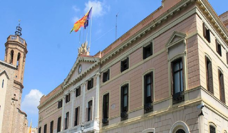 The city of Sabadell in Catalonia has expressed its solidarity with the Armenian people