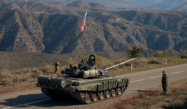 The joint Russian-Turkish center will be located in the territory of Azerbaijan. RF MoD