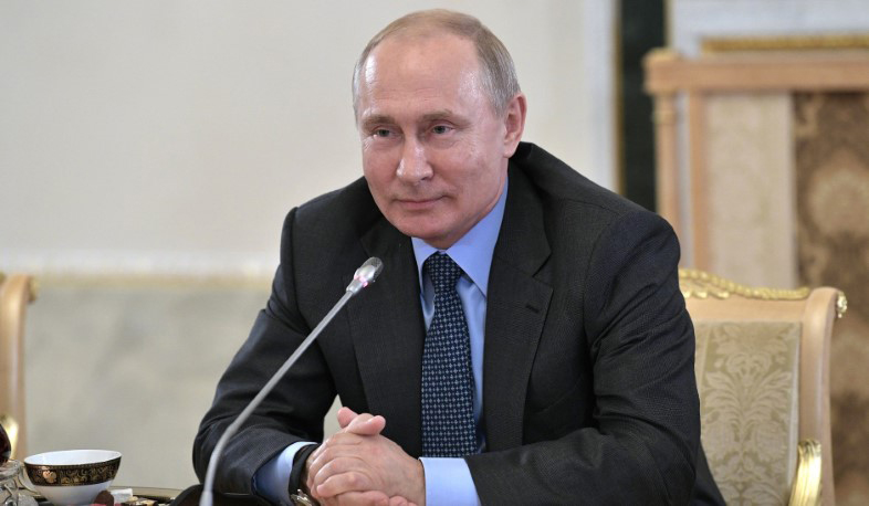 The session of the CSTO Collective Security Council will be chaired by Vladimir Putin