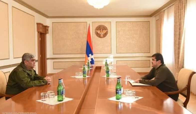 Vitaly Balasanyan has been appointed Secretary of the Artsakh Security Council