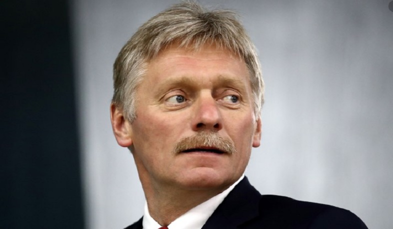 The issue of granting state status to the Russian language in NK is not a subject of negotiations. Peskov