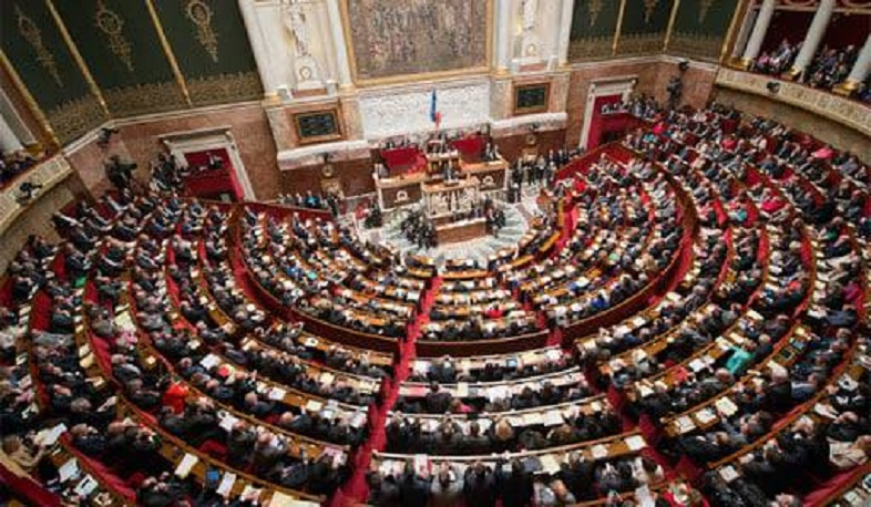 French National Assembly adopted a resolution emphasizing the urgent need for the recognition of NK