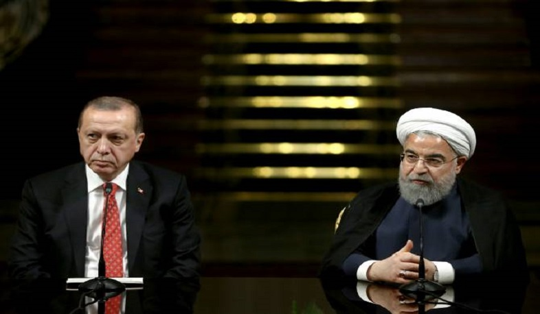 In a conversation with Erdogan, Rouhani said said it is necessary to prevent the influence of terrorists in the region