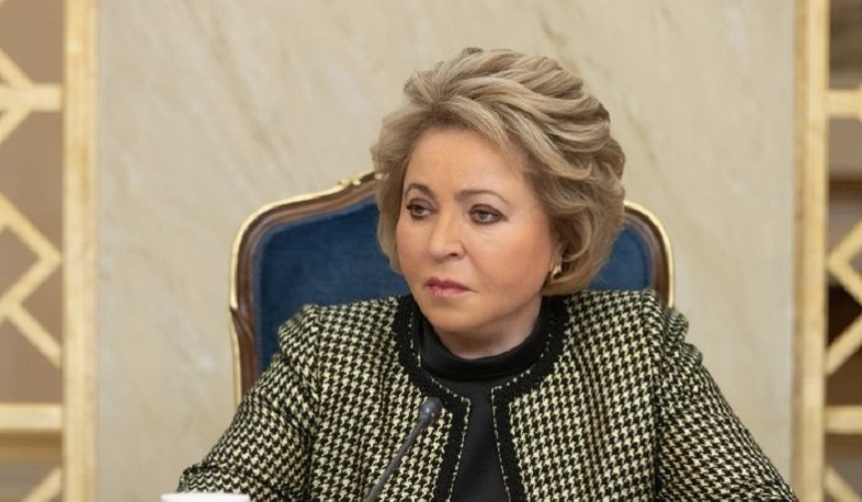 Determining of the status of Nagorno-Karabakh requires additional negotiations. Valentina Matvienko