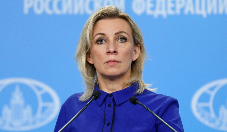 Maria Zakharova called the November 9 statement one of the most important world events of 2020