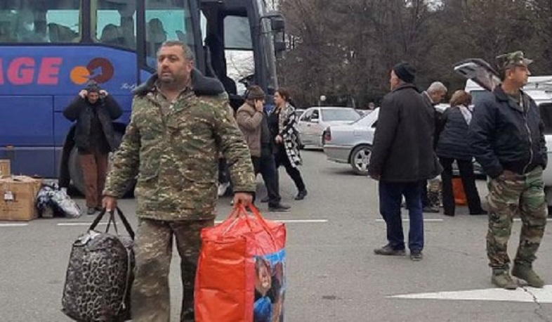 About 44,600 people returned to Artsakh