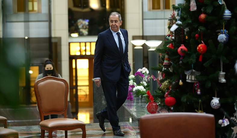There were no provocations against Russian peacekeepers in Karabakh. Lavrov