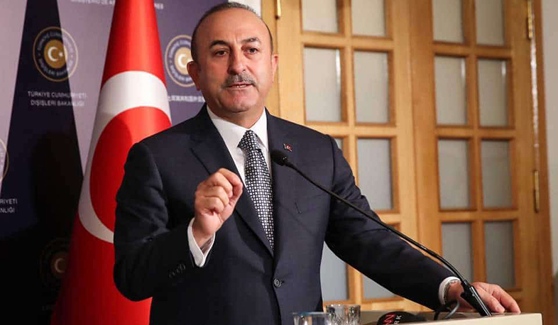 Çavuşoğlu complains that Greece and Cyprus are targeting Turkey