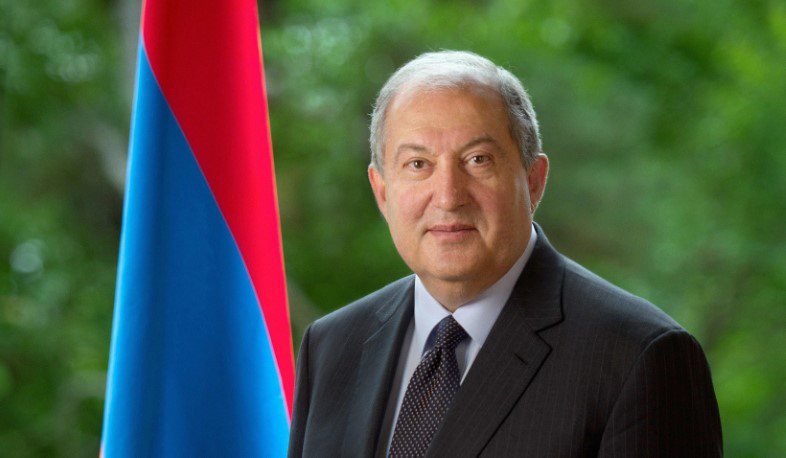 Armen Sarkissian continues to receive congratulatory messages on New Year and Christmas