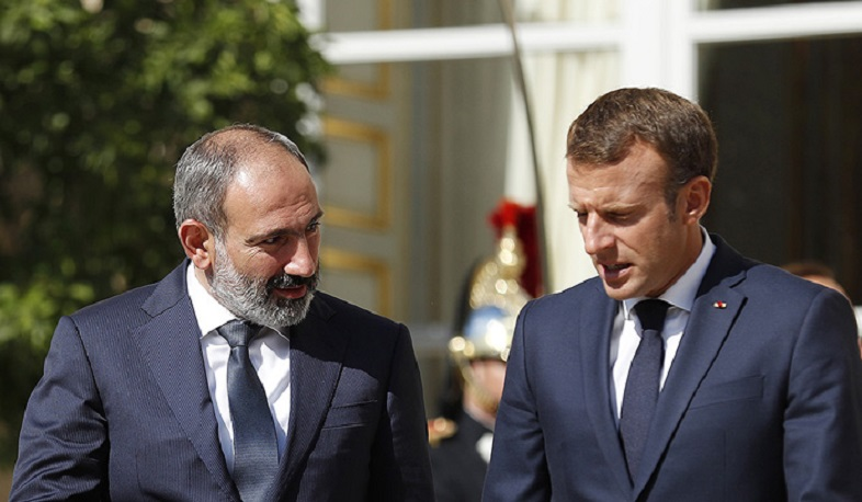 France is in favor of a long-term political settlement of the Nagorno-Karabakh conflict