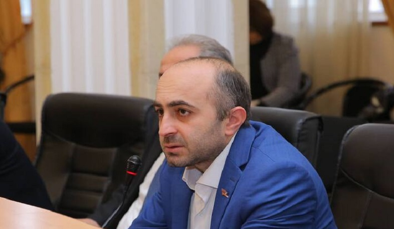 An exclusive opportunity for those who want to invest in Artsakh. Hayk Khanumyan