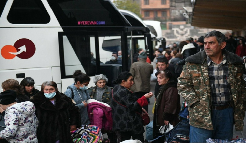 48,241 displaced returned to Nagorno Karabakh․ RF Ministry of Defense