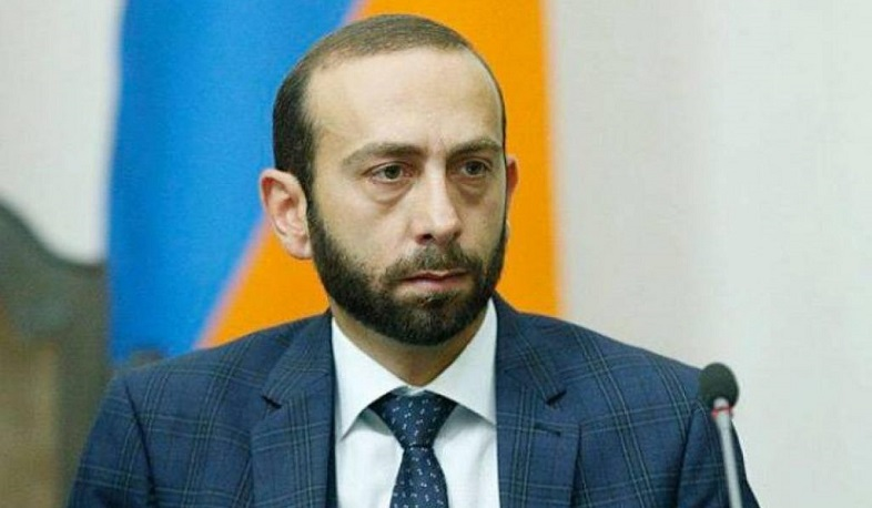 All Armenians are determined to stop all threats of genocide against the Armenian people. NA Speaker