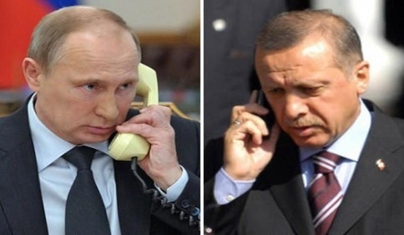 Putin and Erdogan discussed the January 11 meeting