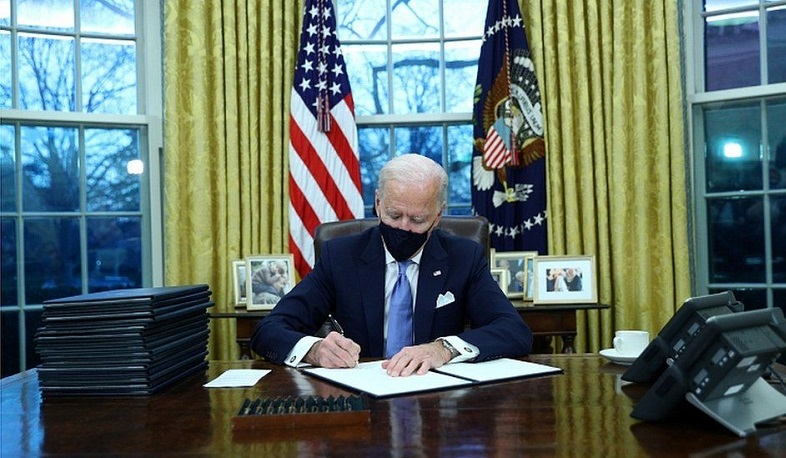 US President Joe Biden overturns some of Trump's political decisions after taking office